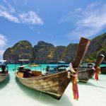 ピピ島&バンブー島1日ツアー